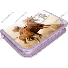 egyéb Horses/Lovas tolltartó