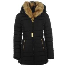 Golddigga Téli kabát Golddigga Belted női