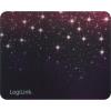 LogiLink Golden laser mouspad, 'Outer space' design