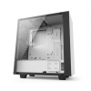 NZXT HÁZ NZXT SOURCE 340 Elite Matte White Tempered Glass