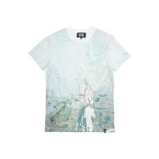 Dorko Vattay Drk Tshirt Men férfi póló világoskék XL
