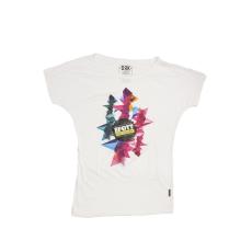 Efott T-shirt Noi női póló fehér XL