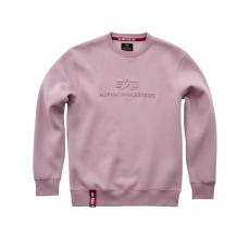 Alpha Indsutries 3D Sweater - silver pink