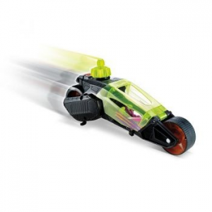 Hot Wheels Speed Winders Twisted Cycle Sárga (0887961312904)