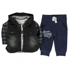 Crafted Sportos ruha Crafted Baby Outfit gye.