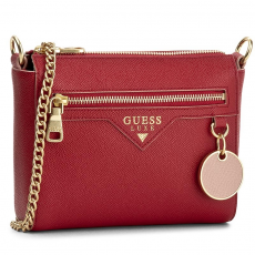 Guess Táska GUESS - Lady Luxe HWLADY L7414 RED