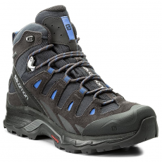 Salomon Bakancs SALOMON - Quest Prime Gtx W GORE-TEX 399724 20 V0 India Ink/Phantom/Amparo Blue