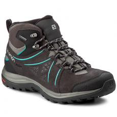 Salomon Bakancs SALOMON - Ellipse 2 Mid Ltr Gtx W GORE-TEX 394735 25 V0 Phantom/Castor Gray/Aruba Blue