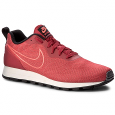 Nike Cipők NIKE - Md Runner 2 Eng Mesh 916774 600 Gym Red/Gym Red/Black/Sail