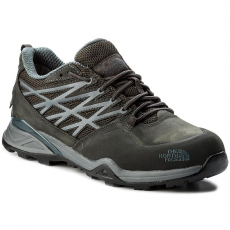 The North Face Bakancs THE NORTH FACE - Hedgehog Hike Gtx T0CDF6YQZ Beluga Grey/Dark Slate Blue