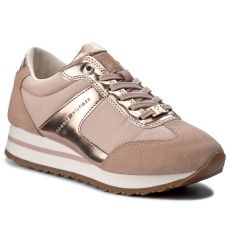 Tommy Hilfiger Sportcipő TOMMY HILFIGER - Angel 2C1 FW0FW01894 Dusty Rose 502