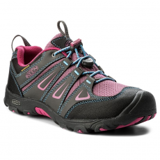 Keen Félcipő KEEN - Oakridge Low Wp 1015187 Magnet/Very Berry