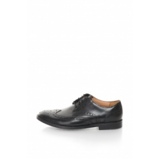 Clarks , Broyd Limit Brogue Bőrcipő, Fekete, 10.5 (Broyd-Limit-Black-Leather-10.5)