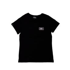 Dorko Drk Circle T-shirt Women Black női póló fekete M
