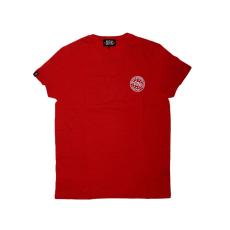 Dorko Drk Circle T-shirt Men Red férfi póló piros M