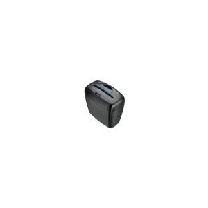 FELLOWES Iratmegsemmisítõ, konfetti, 5 lap, FELLOWES Powershred(R) P-35C, fekete