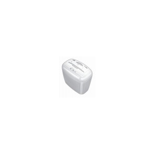 FELLOWES Iratmegsemmisítõ, konfetti, 5 lap, FELLOWES Powershred(R) P-35C, fehér