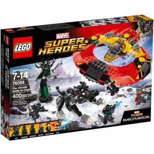LEGO Super Heroes A végső ütközet Asgardért 76084