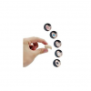 Mini vezeték nélüli fülhallgató Bluetooth Headset világosbarna