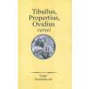 Sziget Tibullus, Propertius, Ovidius versei