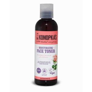 Dr. Konopka's Dr.Konopka's Hidratáló arctonik rózsa 200 ml