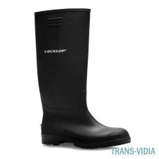 Dunlop Pricemastor fekete PVC csizma (Méret:40) GAND95540