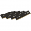 Kingston HyperX Fury Black 32GB 2400MHz DDR4 CL15 DIMM (Kit of 4) 1Rx8