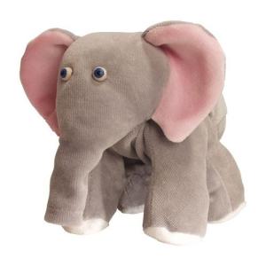 Kesztyűbáb gyerek kézre (elefánt)