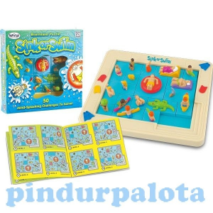 Popular Playthings Sink or Swim logikai játék