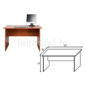Malibu 21 íróasztal (140 cm)