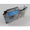 Utángyártott szalag Casio XR-6ABU 6mm x 8m fehér nyomtatás / kék alapon