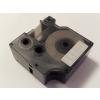 Utángyártott szalag Dymo 53720, 24mm x 7m fehér nyomtatás / átlátszó alapon