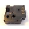 Utángyártott szalag Dymo 45814, 19mm x 7m arany nyomtatás / fekete alapon