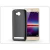 Haffner Huawei Y3 II szilikon hátlap - Jelly Flash Mat - fekete