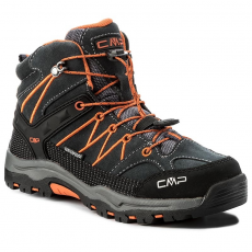 CMP Bakancs CMP - Kids Rigel Mid Trekking Shoes Wp 3Q12944 Asphalt U883