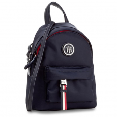 Tommy Hilfiger Táska TOMMY HILFIGER - Poppy Mini Backpack AW0AW04333 413