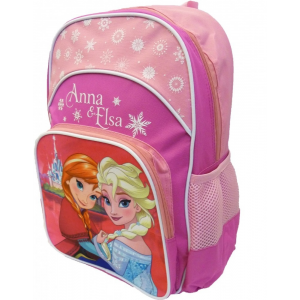 Jégvarázs iskolatáska, Disney Frozen táska 40cm