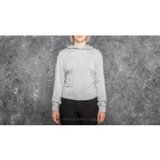 Cheap Monday Attract Giltter Hood Grey Melange