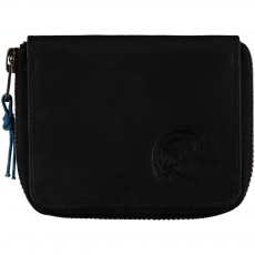O'Neill BM Sergeant Leather Wallet Pénztárca D (O-7P4220-r_9010-Black)