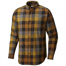 Columbia Out and Back II Long Sleeve Shirt Ing D (1552062-r_708-Canyon Gold)