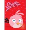 AngryBirds Füzet (12-32) 3.oszt. A5 32 lap VONALAS AngryBirds Stella 20db/csom