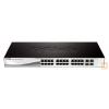 DLINK D-Link 28-port 10/100/1000 Base-T with 4 x 1000Base-T /SFP ports
