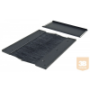 Great Lakes BPB60 Alsó fedő panel Kefés kábelbevezetés 600mm E szekrényhez