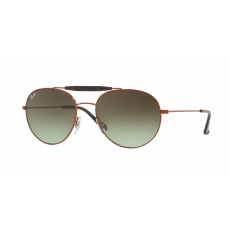 Ray-Ban RB3540 9002A6 MEDIUM BRONZE GREEN GRADIENT BROWN napszemüveg