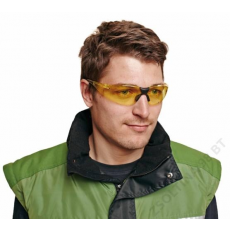 Cerva JSP STEALTH 8000 AS szemüveg, sárga