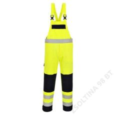 Portwest FR63 Hi-Vis Multi-norm melles nadrág