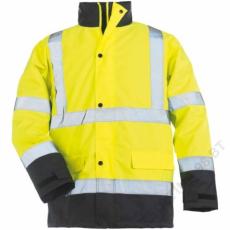 Coverguard ROADWAY sárga/kék pes kabát -S