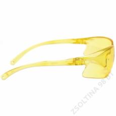3M 71501-00003CP TORA AS/AF szemüveg, borostyán