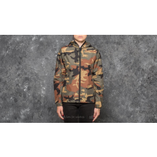 Herschel Supply Co. W Voyage Wind Jacket Woodland Camo