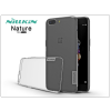Nillkin OnePlus 5 (A5000) szilikon hátlap - Nillkin Nature - szürke